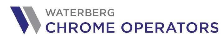 Platinum Bushvelder Waterberg Chrome Operators Artisan